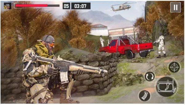 لعبة - FPS Task Force